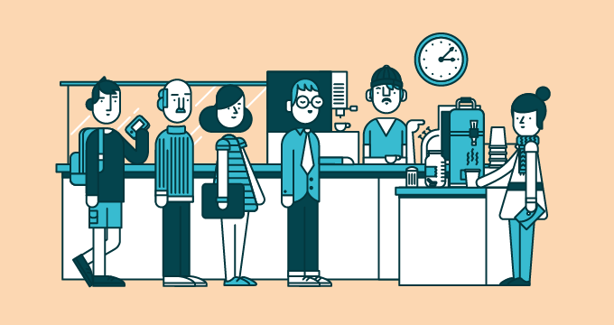 5 departments (other than support) that benefit from self-service