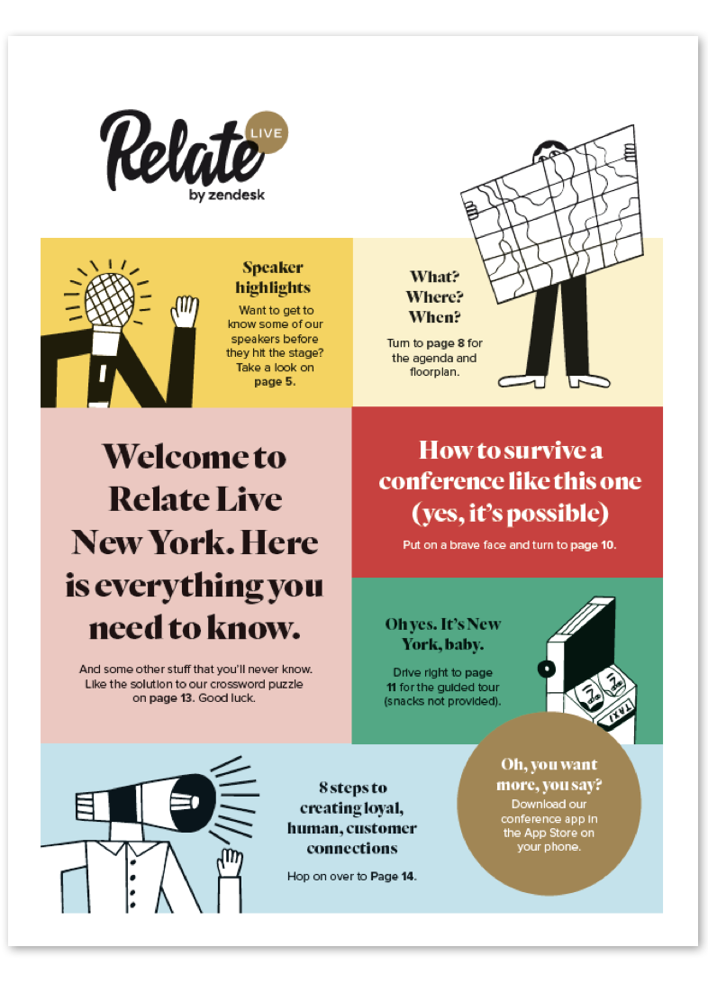 Issue 3 | Relate Live NYC <br> October 2017