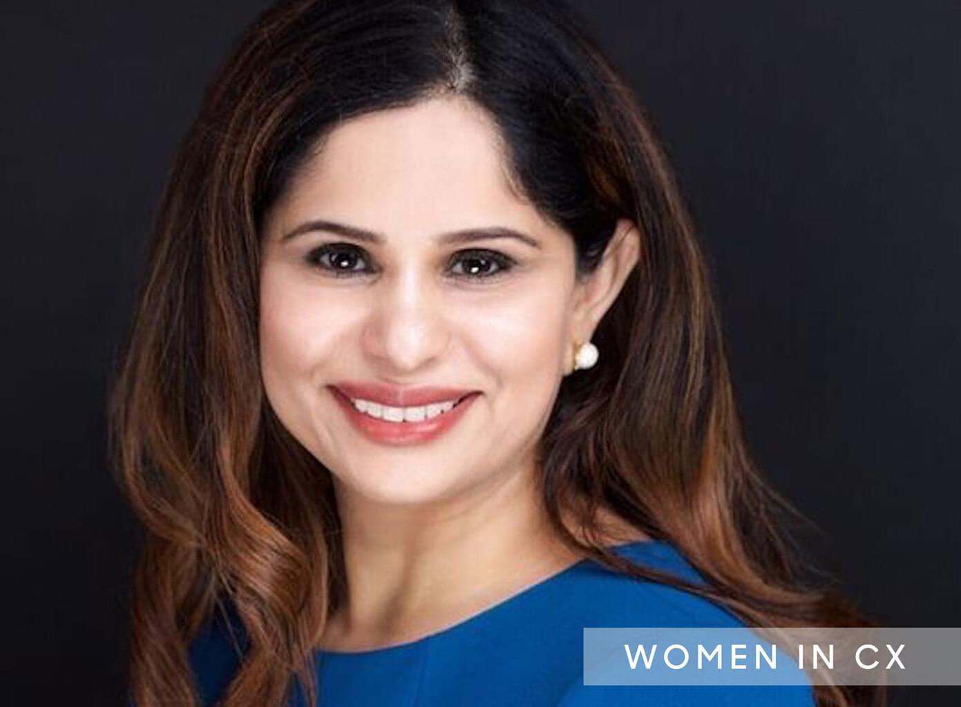 Taking big swings is in leader Sangeetha Rai's DNA