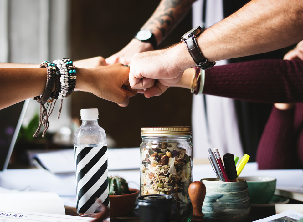 We're in it together: The future of team management