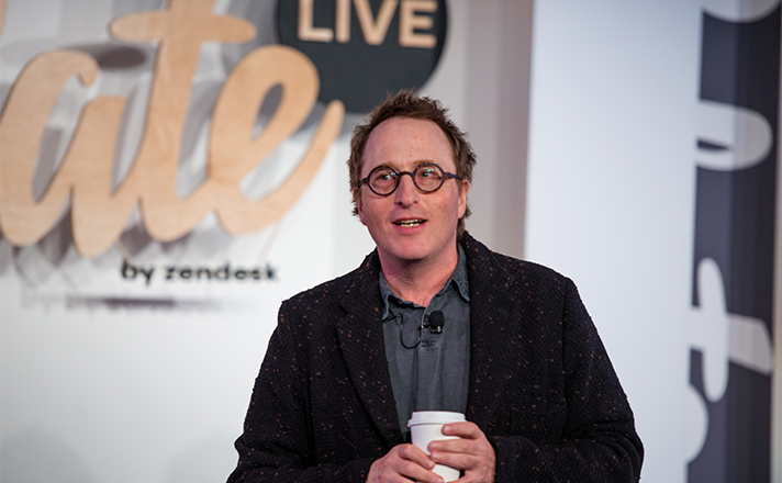 Stop the shame spiral – Jon Ronson keynote at Relate Live NYC