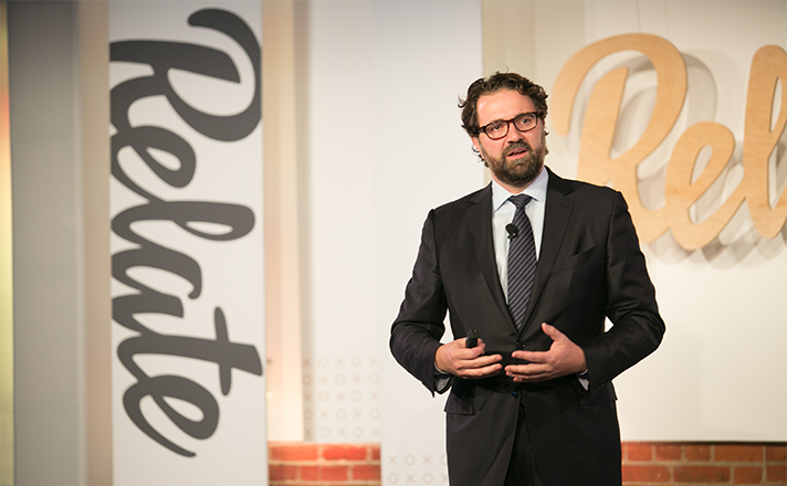 The new era of customer relationships - Mikkel Svane keynote at Relate Live NYC