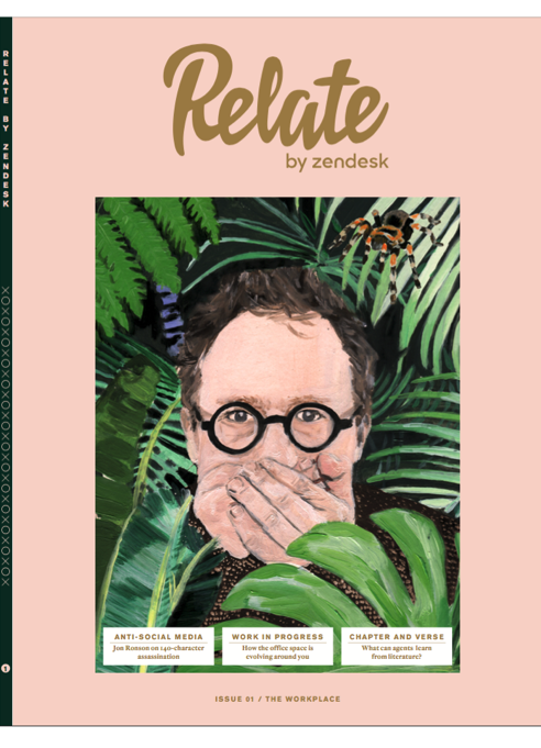 The Relate magazine <br> March 2017