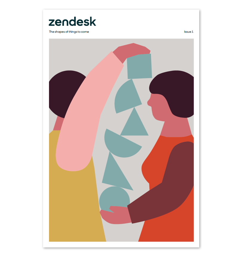 Special Issue | Zendesk Rebrand <br> October 2016