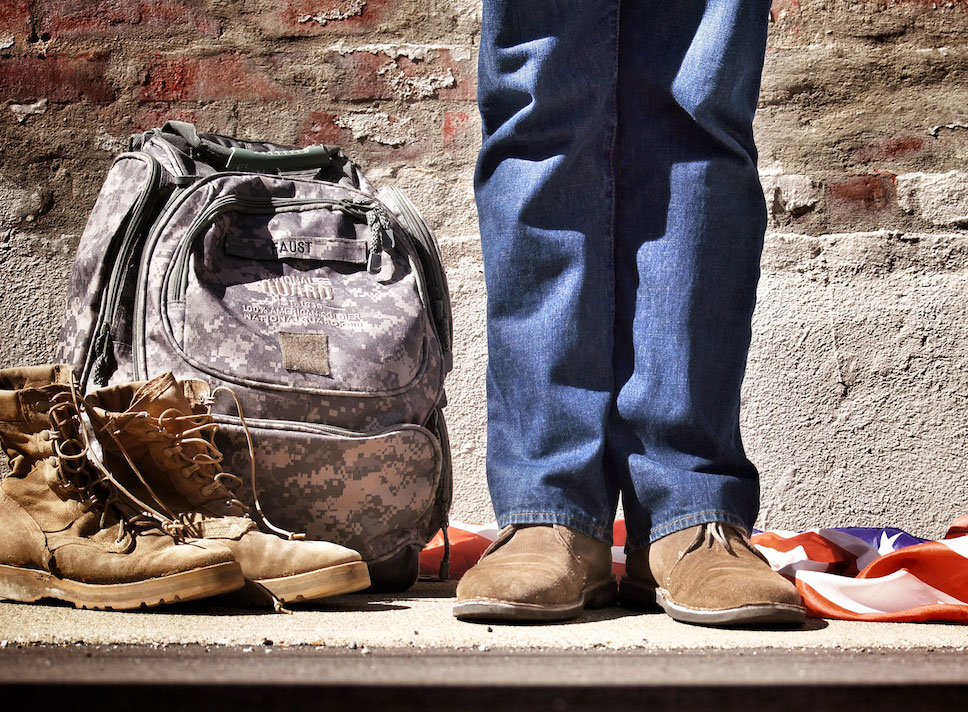 What companies gain by hiring veterans