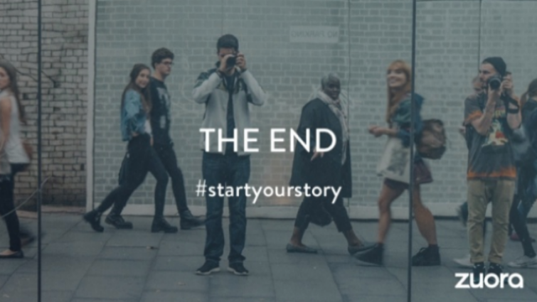 zuora start your story