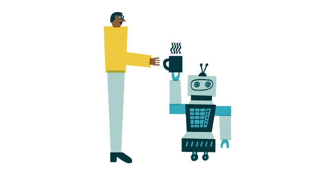 How is machine learning being used in customer service?