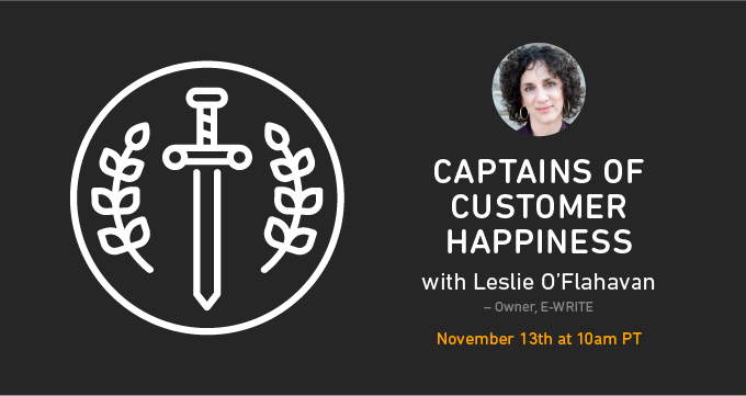 Writing Great Emails to Customers: Q&A with Leslie O'Flahavan