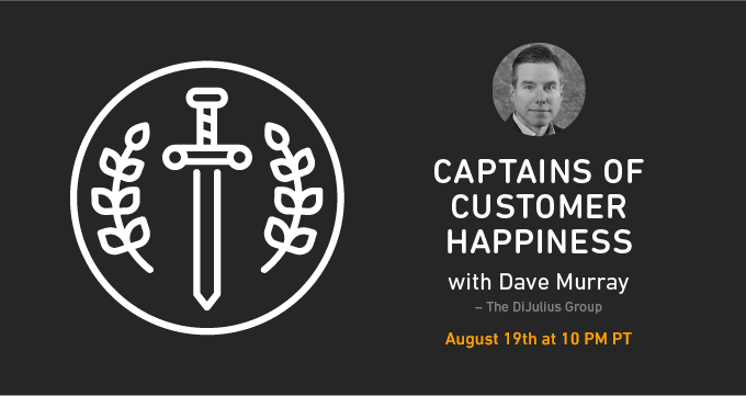 Happy Employees Means Happy Customers: Q&A with Dave Murray