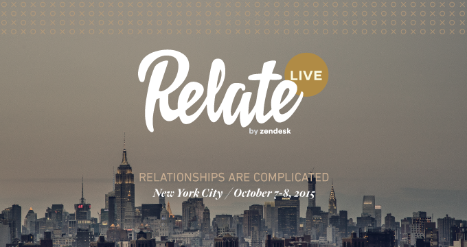 Better business relationships start here: Relate Live NYC