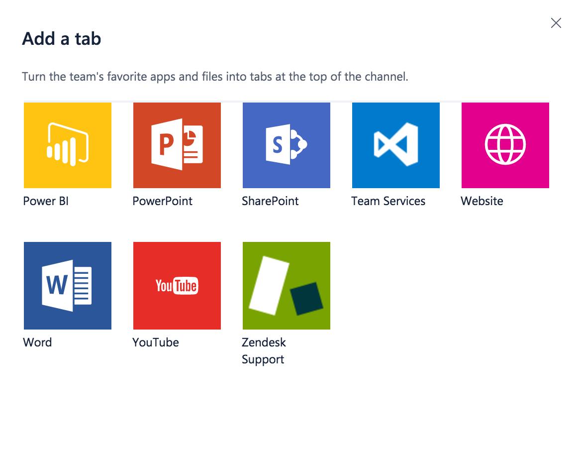 Microsoft Zendesk