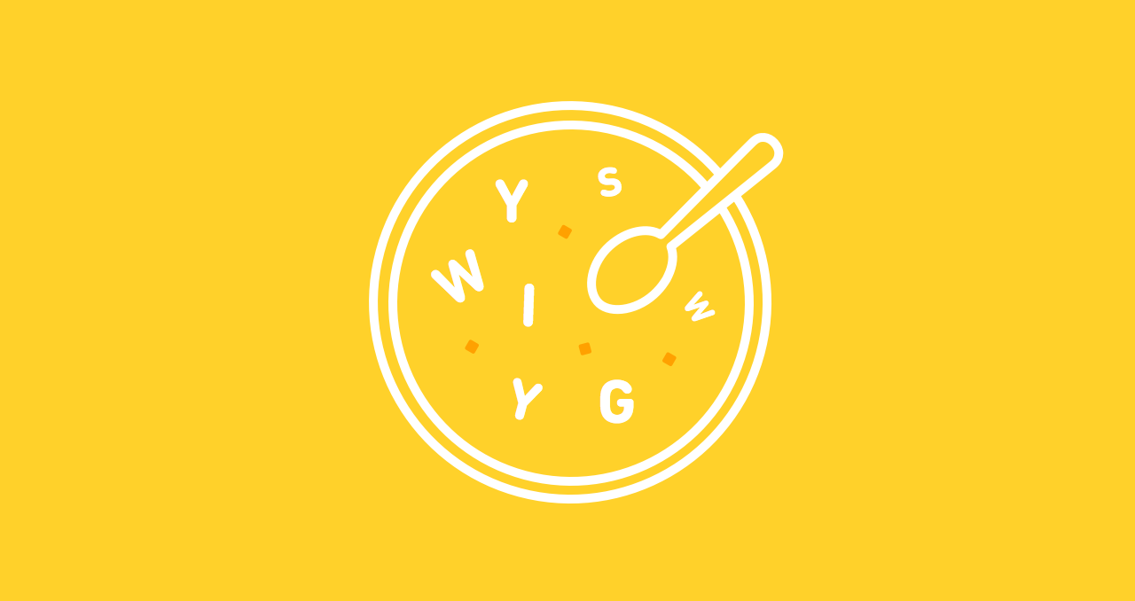 **Formatting** where you need it most. Introducing: Zendesk WYSIWYG