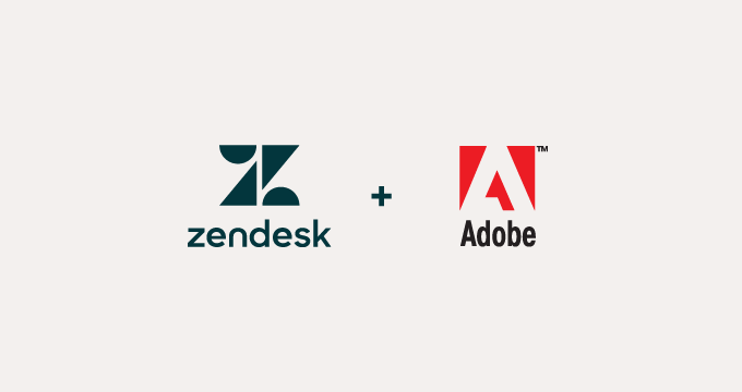 Adobe and Zendesk: powering multi-channel customer experiences