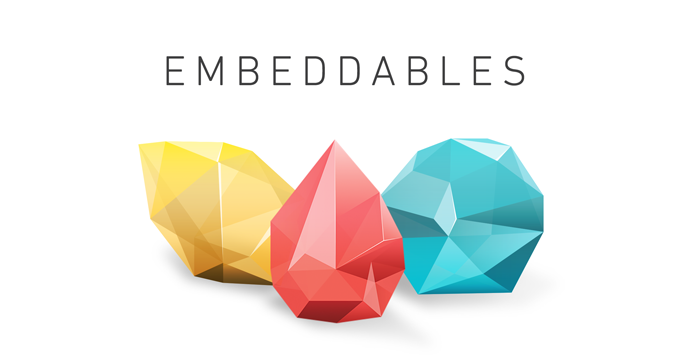 Embed customer service into the user experience: Introducing Zendesk Embeddables