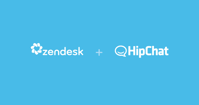 Better together: Zendesk and HipChat Connect