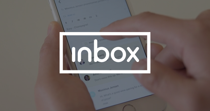 Launching on Product Hunt: Inbox for iOS