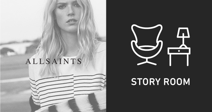 Modern luxury: Q&A with AllSaints