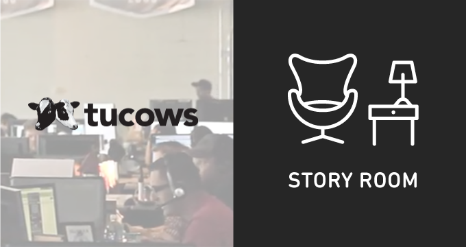2 live chat lessons from Tucows