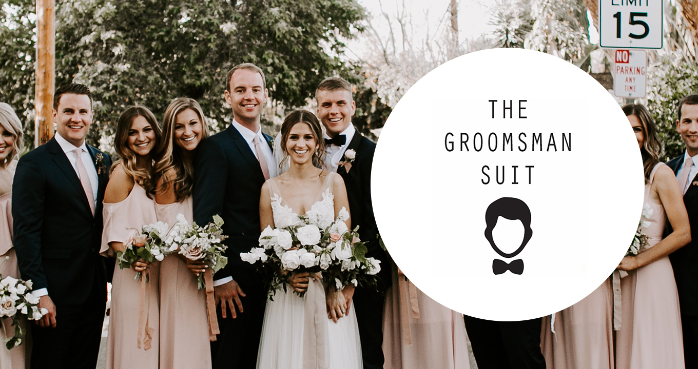 How The Groomsman Suit offers tailored customer love, at scale