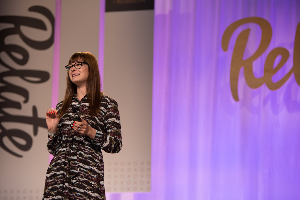 Veronica Belmont saves customer relationships on social media – Relate Live