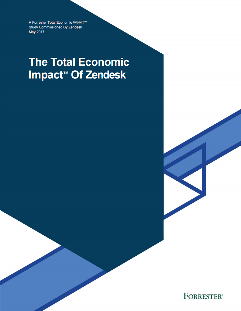 benefits & costs of Zendesk's family of customer service products