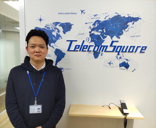 株式会社テレコムスクエア コンタクトセンター部門 統括マネージャー 中村 康人氏