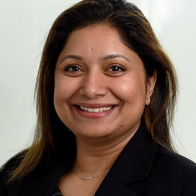 Reena George, Vice President of Enterprise Epplications at AVE Living