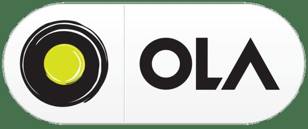 Logo: Ola Cabs