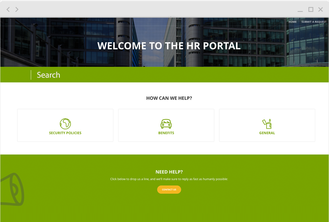 hr help desk software